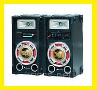 """Акустическая система USBFM-601, акустика 6.5""""/USB/SD/FM/USB, музыкальные колонки!Лучший подарок"""