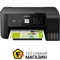Мфу стационарный L3160 WI-FI (C11CH42405) a4 (21 x 29.7 см) для малого офиса - струйная печать (цветная)