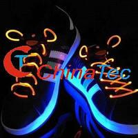 Шнурки светодиодные для обуви, фото 1