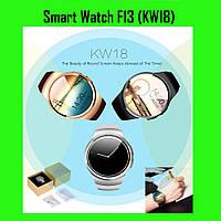 Smart Watch F13 (KW18) (Черный, серебро, золото)!Лучший подарок