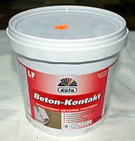 Пигментированная  адгезионная грунтовка Beton – Kontakt  Dufa (2,5 л )