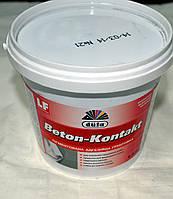 Пигментированная  адгезионная грунтовка Beton – Kontakt  Dufa (1,4 кг)