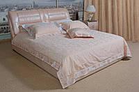 Кожаная кровать Лоренцо