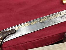 Меч Сосун пата сер.18 века Индия, фото 2