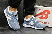 Мужские кроссовки New Balance, синие. Код товара: Д -5810