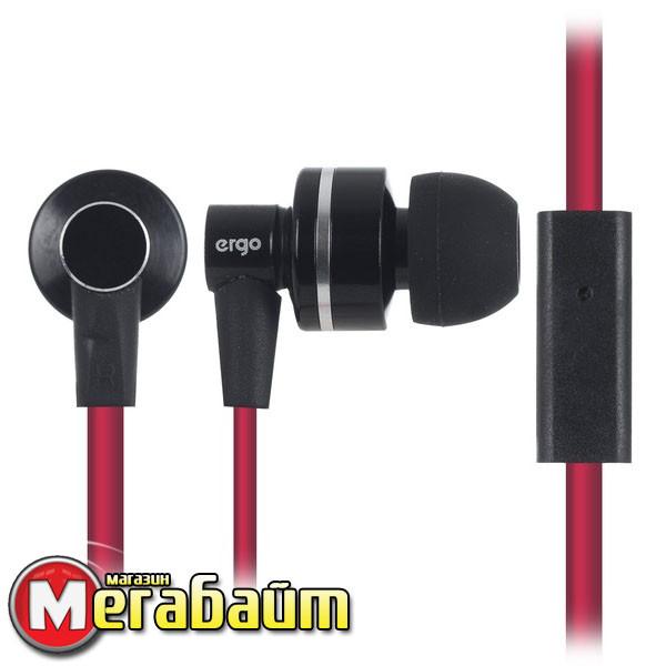 Гарнитура Ergo ES-900i Black