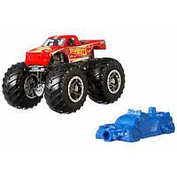 Hot Wheels Monster Jam Внедорожник джип 1:64 Scale GJY15 Hot Wheels Racing Monster Trucks 3/50