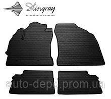 Toyota Auris E180 2013- Коврики резиновые автомобильные  Stingray