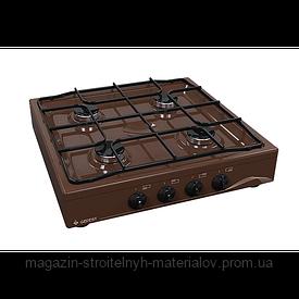 """Таганок""""Гефест ПГ 900"""" 4х комф, без крышки (коричневый) ПГ900_К"""