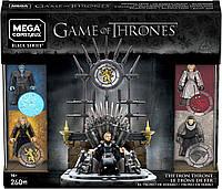 Конструктор Игра Престолов набор Железный Трон Mega Construx Game of Thrones The Iron Throne GKM68