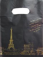 Пакет полиэтиленовый банан Париж 50 х60 см / уп-100шт