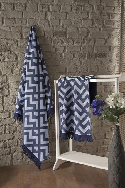 Набор полотенец для сауны First Choice Luxury Jacquard