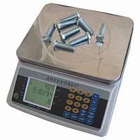 Счетные весы Днепровес F998-СЧ (3 кг, 6 кг, 15 кг, 30 кг)