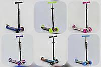 Самокат Best scooter MAXI граффити.Лучший самокат. Коллекция 2020
