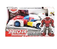 Трансформер гоночная машина.Игрушечная машина робот трансформер.