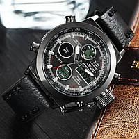 Мужские наручные часы AMST Watch - Черные, фото 1