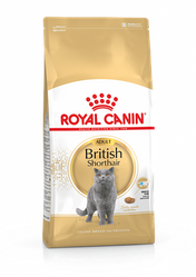 Royal Canin BRITISH SHORTHAIR 2кг  корм для взрослых кошек породы британская короткошерстная