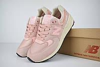 Женские кроссовки New Balance 999, розовые. Код товара : ОД - 2674