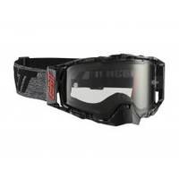 Мото очки LEATT Goggle Velocity 6.5 - Rose 32% [Grey/White]