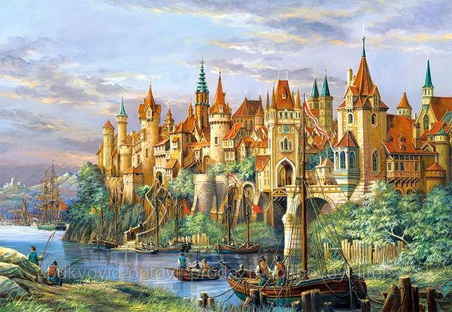 Пазлы Castorland 300174 Замок