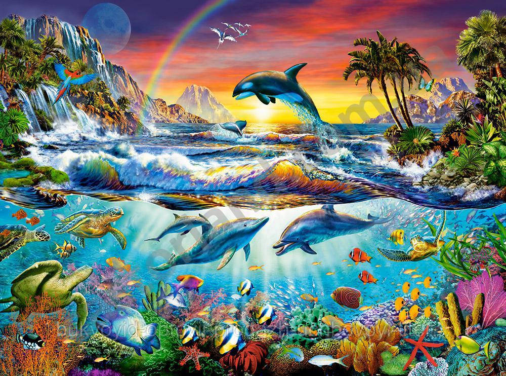 Пазлы Castorland 300396 Райская бухта