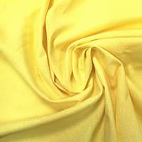 Ткань лен стрейчевый однотонный