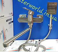Смеситель для ванной,латунный с душем.Mixxus ava 006 euro