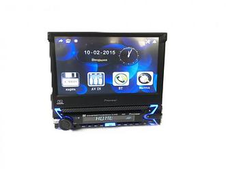 Pioneer 9505   с выездным экраном GPS + WiFi + 4Ядра +Android Автомагнитола 1din+ПОДАРОК!