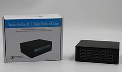 Универсальный usb разветвитель 220v mulitple usb charger 15 ports