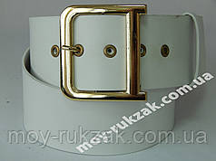 Ремень брендовый женский кожаный, ширина 60 мм. 930162
