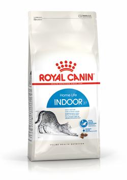 Royal Canin INDOOR 27  400г корм для кошек постоянно живущих в помещении