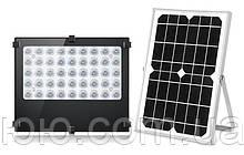 Светильник на солнечной батарее 30W 45LED с датчиком освещенности BT-F500 10400mAh