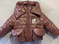 Детская демисезонная куртка оптом 1-4 года, фото 1