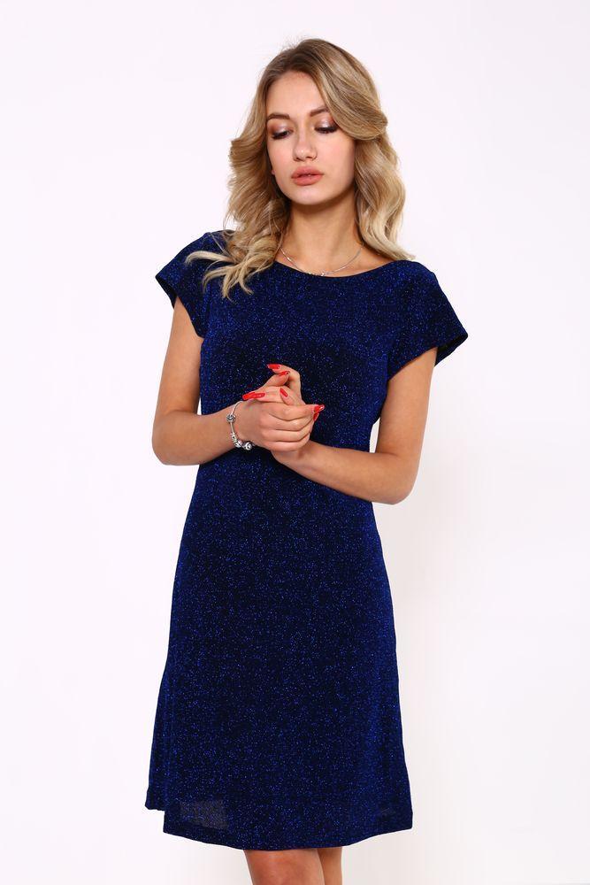 Платье женское 115R311A цвет Электрик