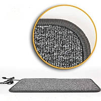 Автомобильный коврик с подогревом