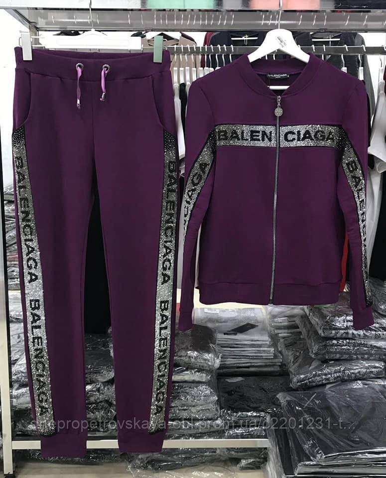 Стильный костюм Balenciaga Турция 2020 батал