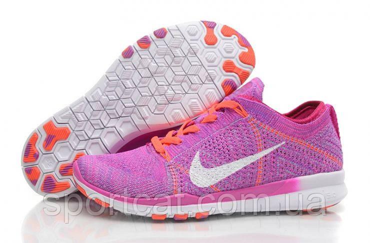 ddff4178 Женские кроссовки Nike Free Run Flyknit 5.0, фиолетовые Р. 36 от ...