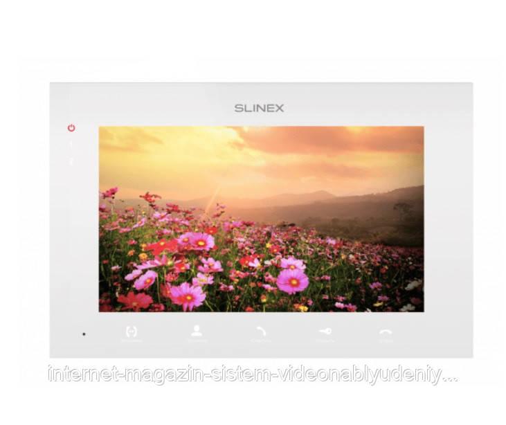 Цветной видеодомофон Slinex SQ-07MTHD Белый