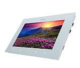 Цветной видеодомофон Slinex SQ-07MTHD Белый, фото 3