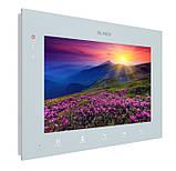 Цветной видеодомофон Slinex SQ-07MTHD Белый, фото 4