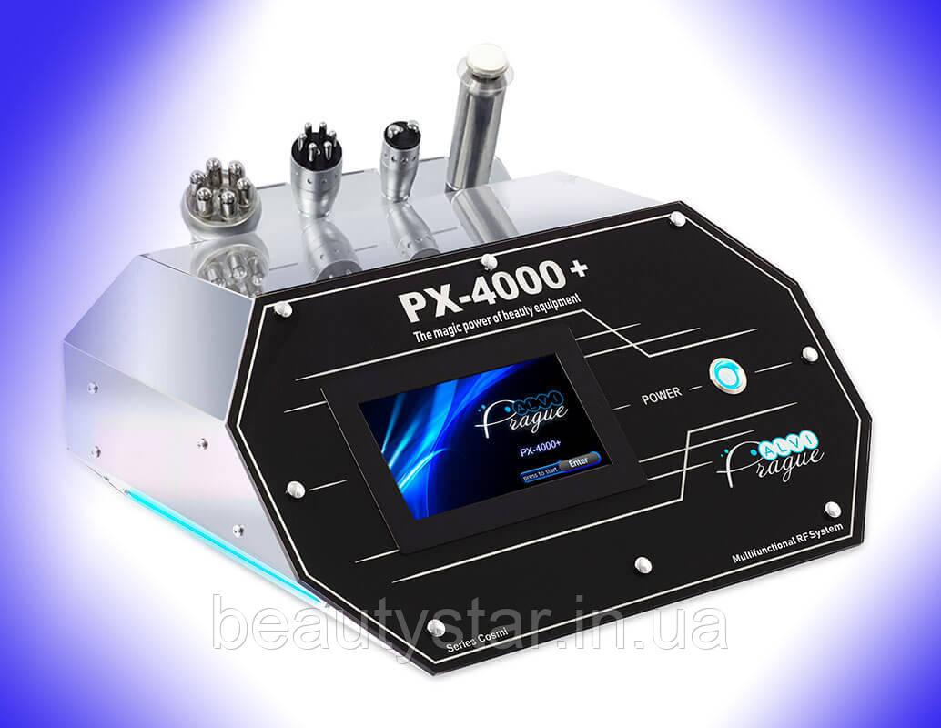 Апарат RF-ліфтингу та неінвазивної карбоксітерапіі PX-4000+