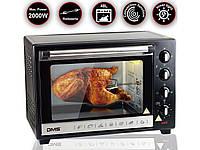 Электрическая печь DMS OCR48D духовка настольная  обьем 48л мощность 2000вт, фото 1