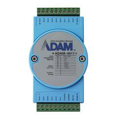 ADAM-4017+-CE Модуль с 8 каналами аналогового ввода с Modbus