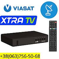 Спутниковый тюнер УТБ VIASAT XTRA TV STRONG SRT7600