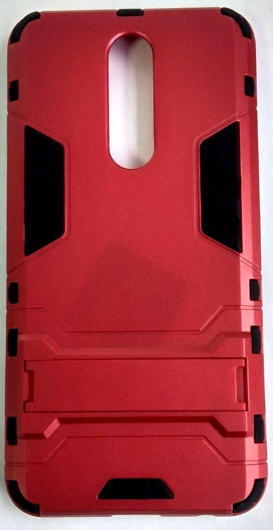 "Протиударний чохол(накладка) ""Armor Case"" Xiaomi Redmi 8 червоний"