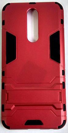 """Протиударний чохол(накладка) """"Armor Case"""" Xiaomi Redmi 8 червоний, фото 2"""