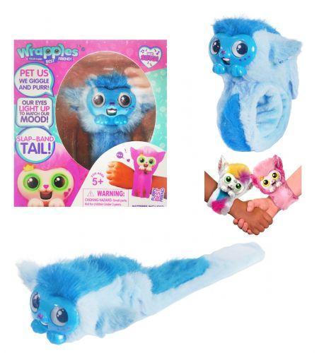 Інтерактивна іграшка браслет «Wrapples»