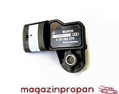 Датчик давления и вакуума  Landi Renzo Bosch (оригинал)