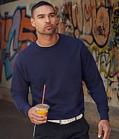 Мужской лёгкий приталенный свитер кофта