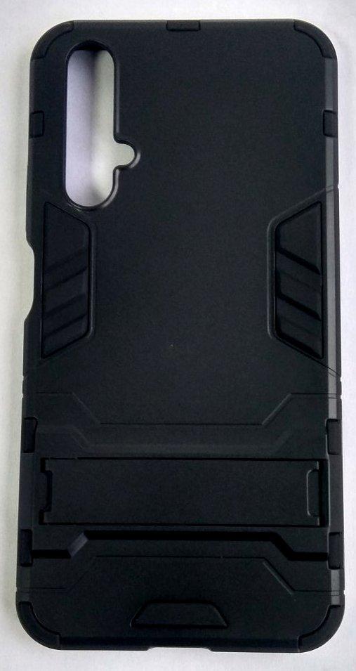 """Протиударний чохол(накладка) """"Miami Armor Case"""" Huawei Nova 5T чорний"""